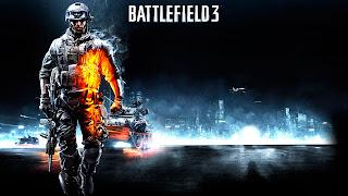 Battlefield 3 PS3 Background