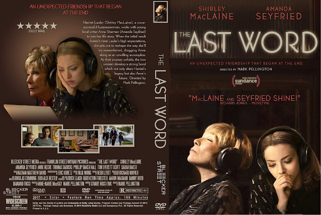 The Last Word DVD Cover