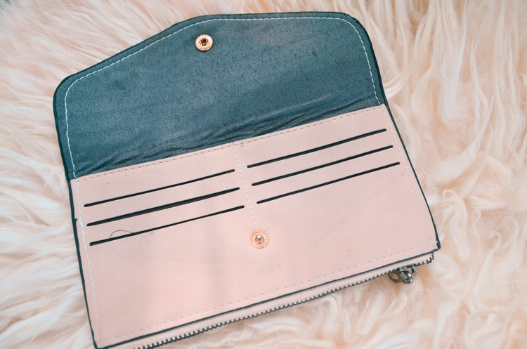 affordable wallets and clutch bags