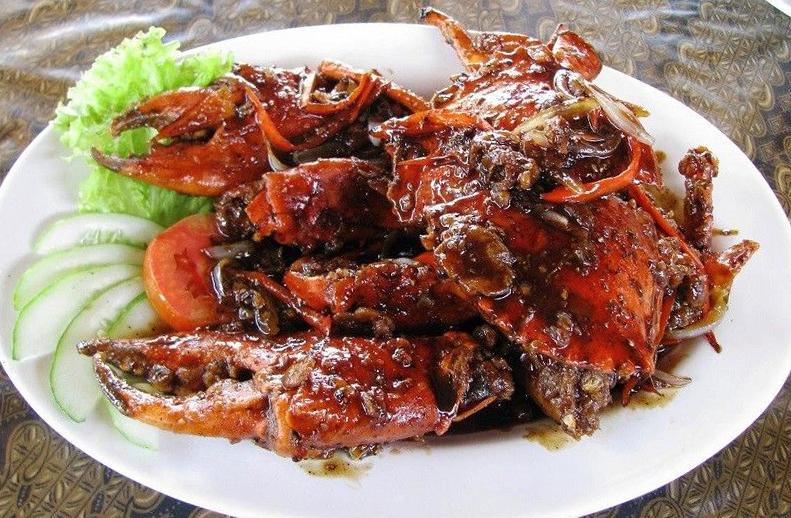 Resep Cara Membuat Kepiting Lada Hitam Resep Masakan