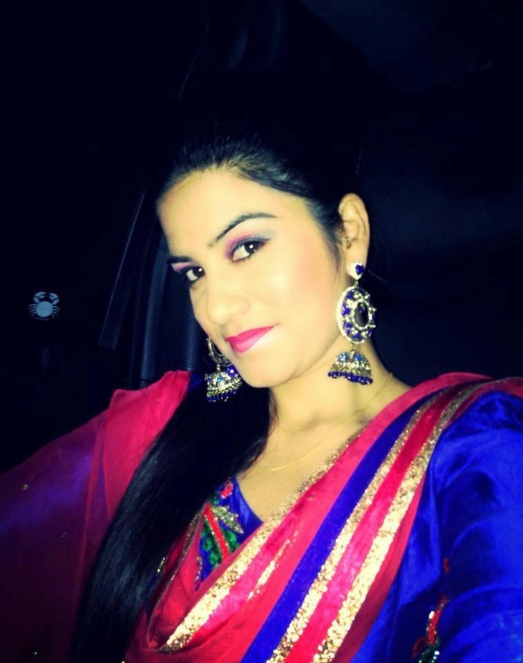 Desi Punjabi Singer Kaur B New Sexy Photos - Beautiful -3468