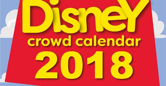 Calendario De Multitudes Disney 2019.Calendario De Multitudes En Los Parques De Disney Orlando