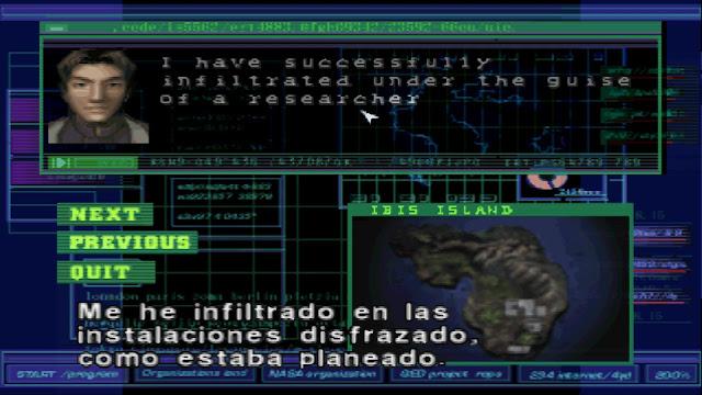 Dino Crisis - Captura 3