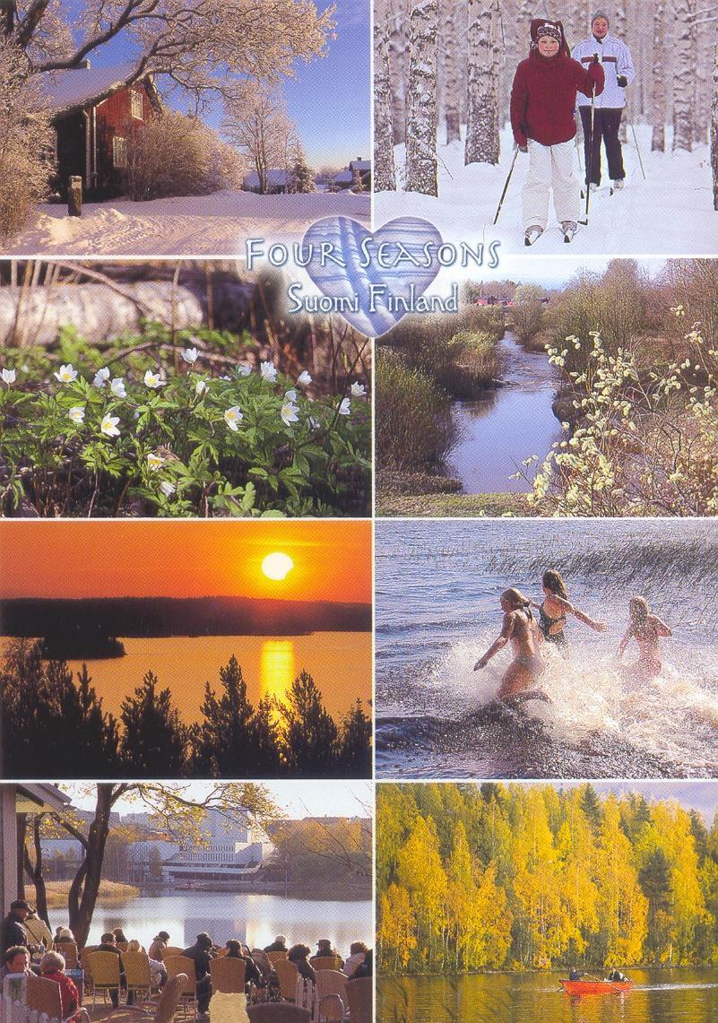 Finnish Seasons