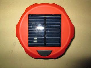 lampu solar cell meja