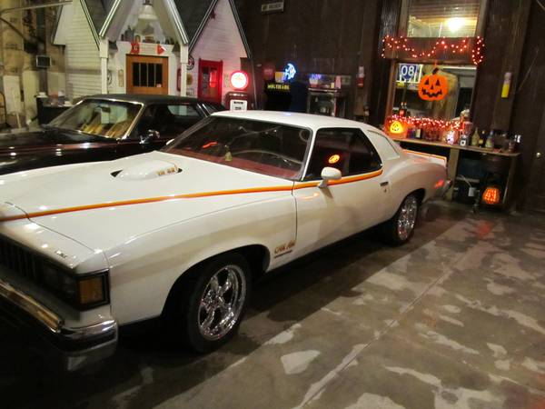 Daily Turismo: 20k: Canned Yams: 1977 Pontiac Can Am