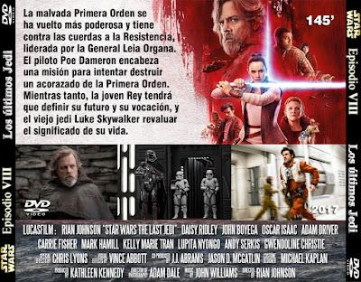Star Wars VIII - Los últimos Jedi - [2017]