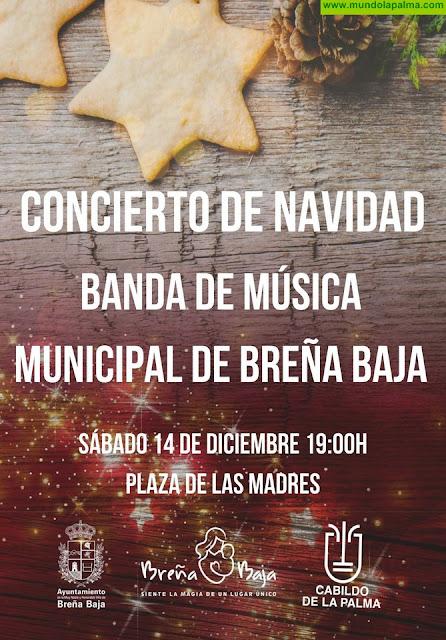 """NAVIDAD BREÑA BAJA: """"Música de cine y popular navideña"""""""