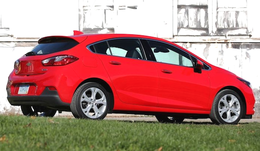 2019 Chevrolet Cruze Hatchback Rumors
