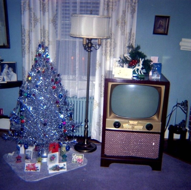 Christmas House Interior 1950s And 1960s 2811 29 Jpg