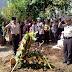 Beri penghormatan terakhir, Kapolres Metro Bekasi hadiri pemakaman Aiptu. Saipullah