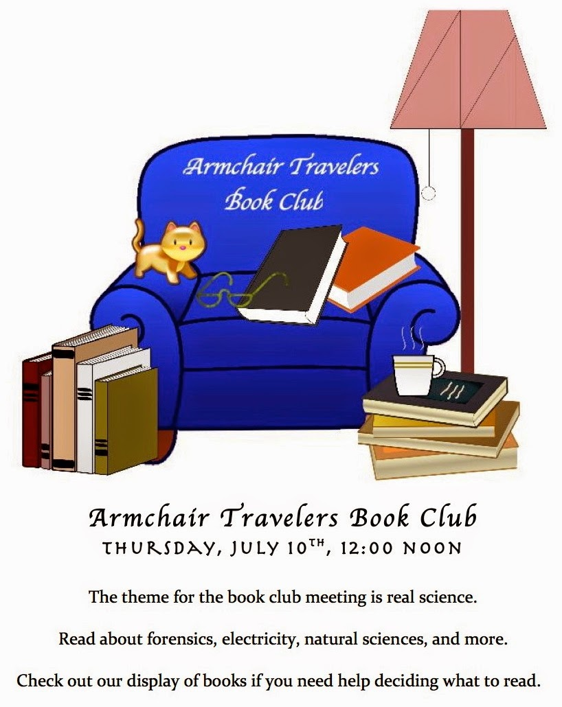 Sturgis Public Library: Armchair Travelers Book Club ...
