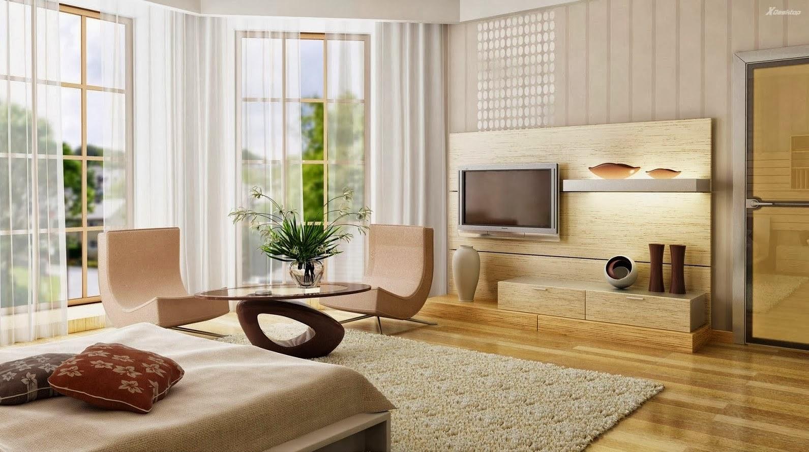 Dekorasi Rumah Dengan Bajet Rendah Alamak Ruang Tamu