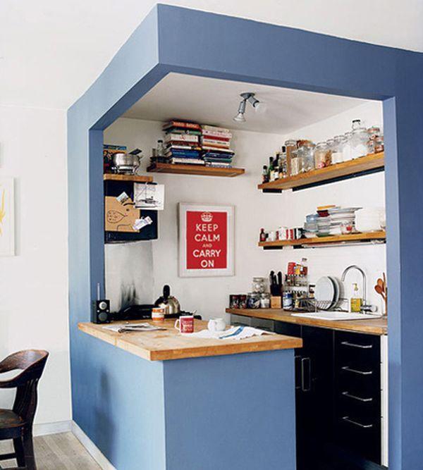 60+ Foto Desain Dapur Kecil Ukuran 2X2 M HD Terbaik Yang Bisa Anda Tiru