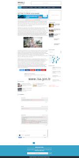 Marble İçerik Sayfası