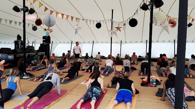 Soul Circus - Yoga Festival {Review} // 76sunflowers