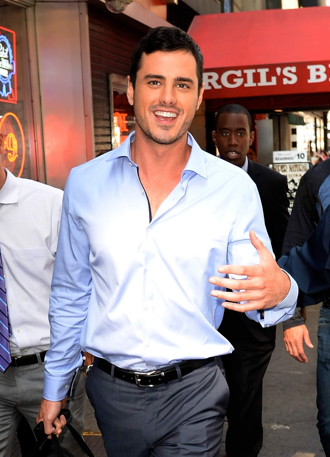 BACHELOR NATION'S BEN HIGGINS