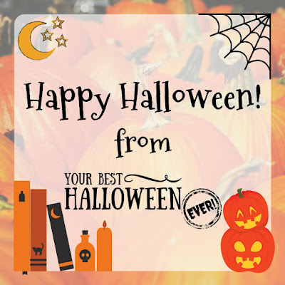 Your Best Halloween Ever, Halloween blog, Halloween ideas, Happy Halloween