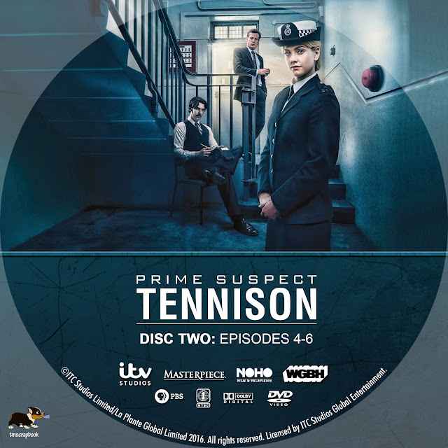 Prime Suspect 1973 Tennison Disc 2 DVD Label