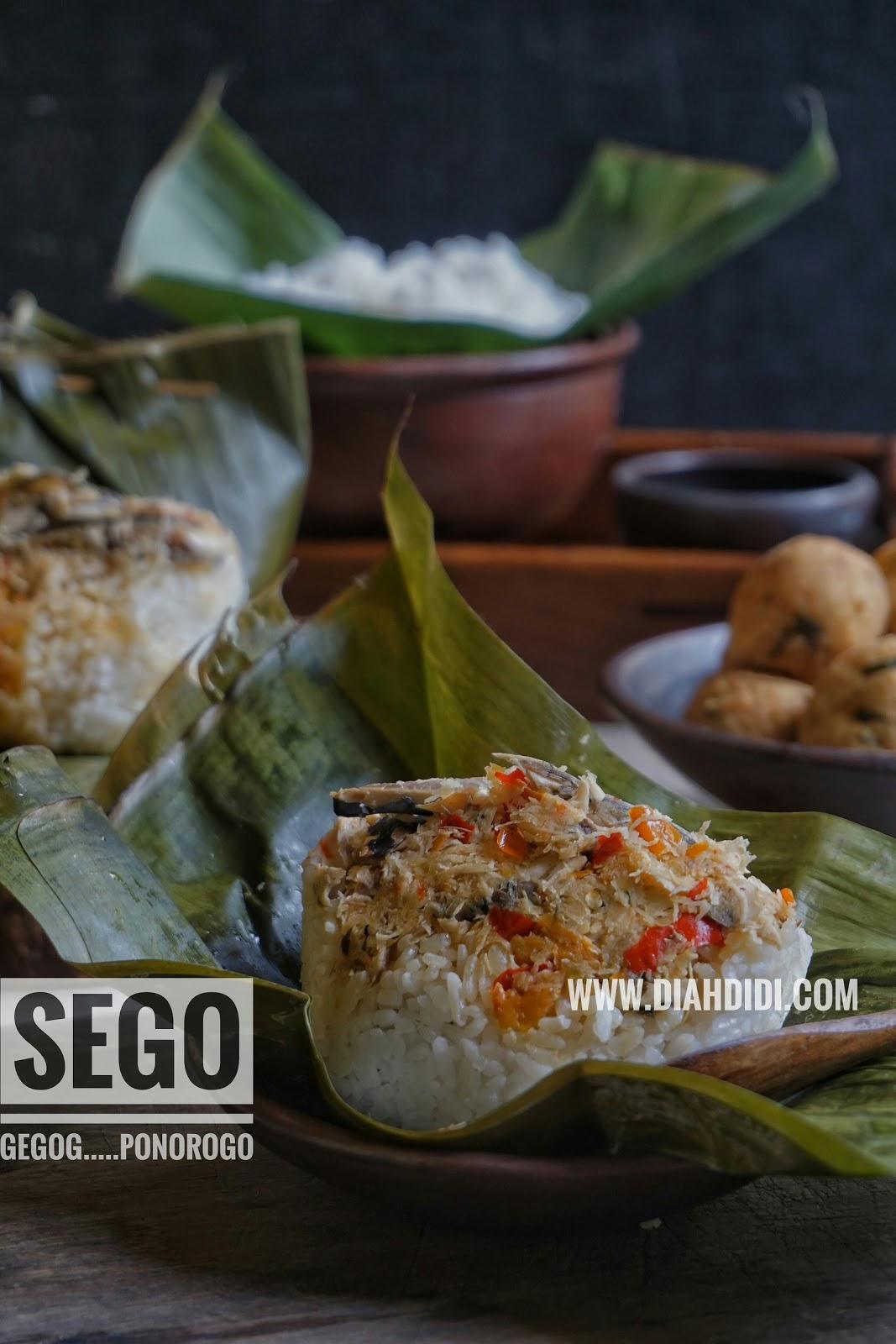 Makanan Khas Ponorogo : makanan, ponorogo, Didi's, Kitchen:, Gegog, Ponorogo