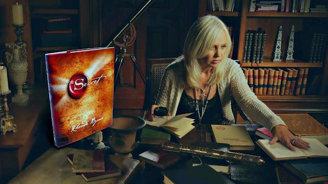 Libros de Rhonda Byrne adaptados al cine