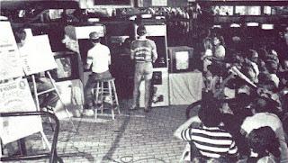 Torneo Putt Putt videojuego Pac-Man - 1981