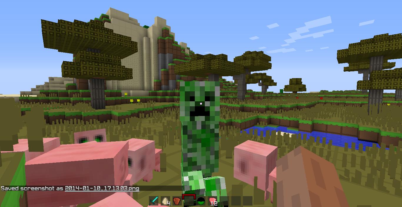 Minecraft Melhor Jogo Do Mundo Janeiro 2014