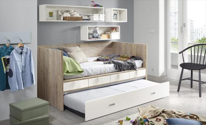 convertibles. Muebles para dormitorio infantil