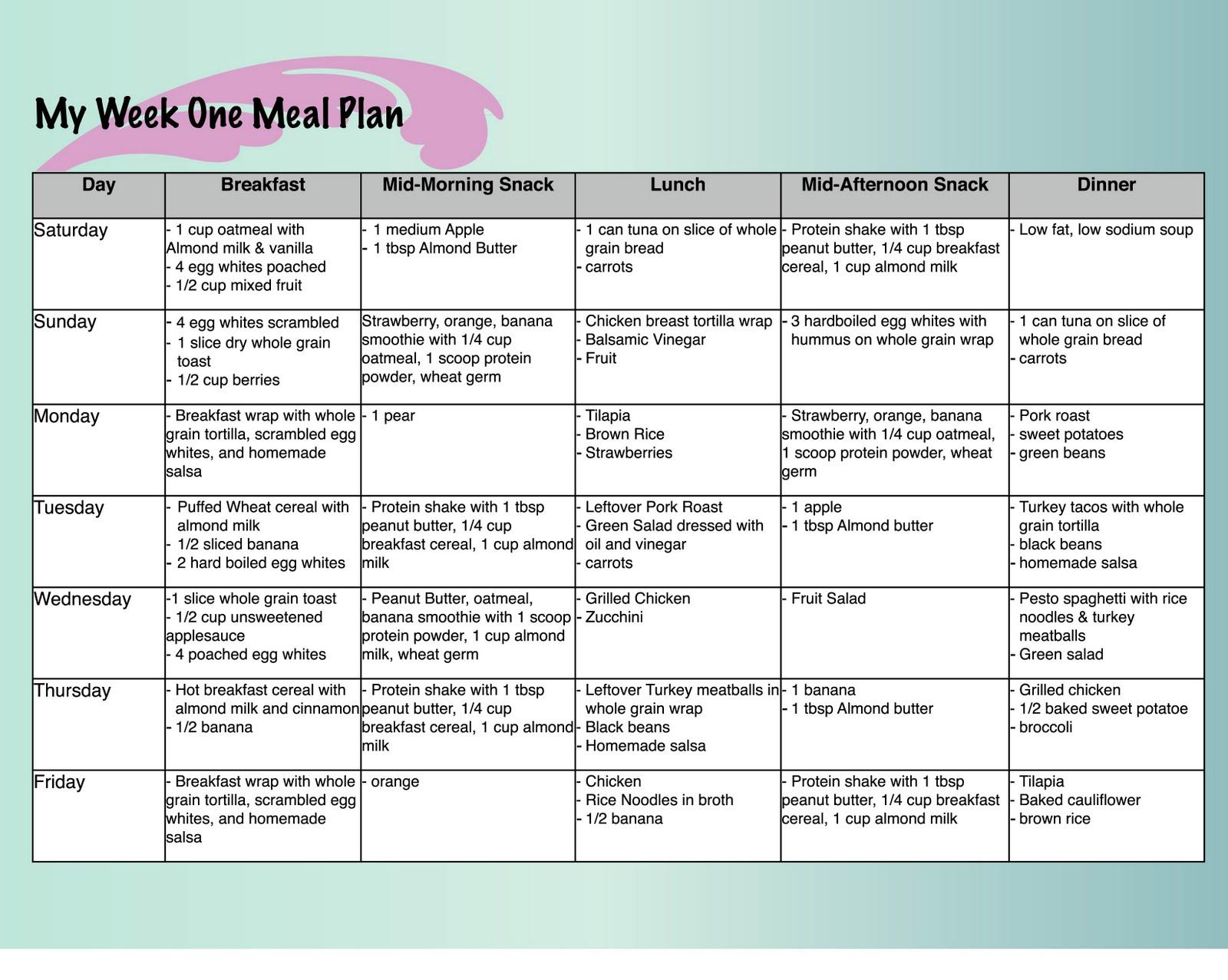 Eating Plan For Pregnant Women 35