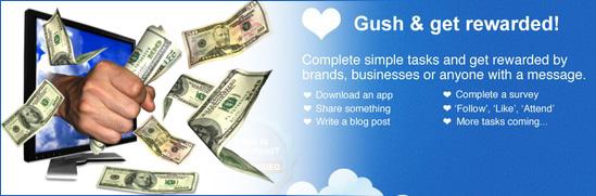 Cashout Gushcloud Bank Transfer