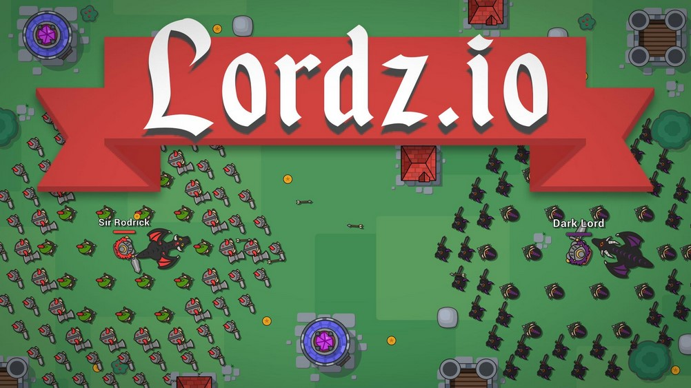 [FREE] Download Lordz.io Real Time Strategy Multiplayer IO Game for Android