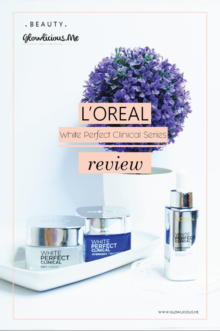 L'Oreal Paris White Perfect Clinical Series