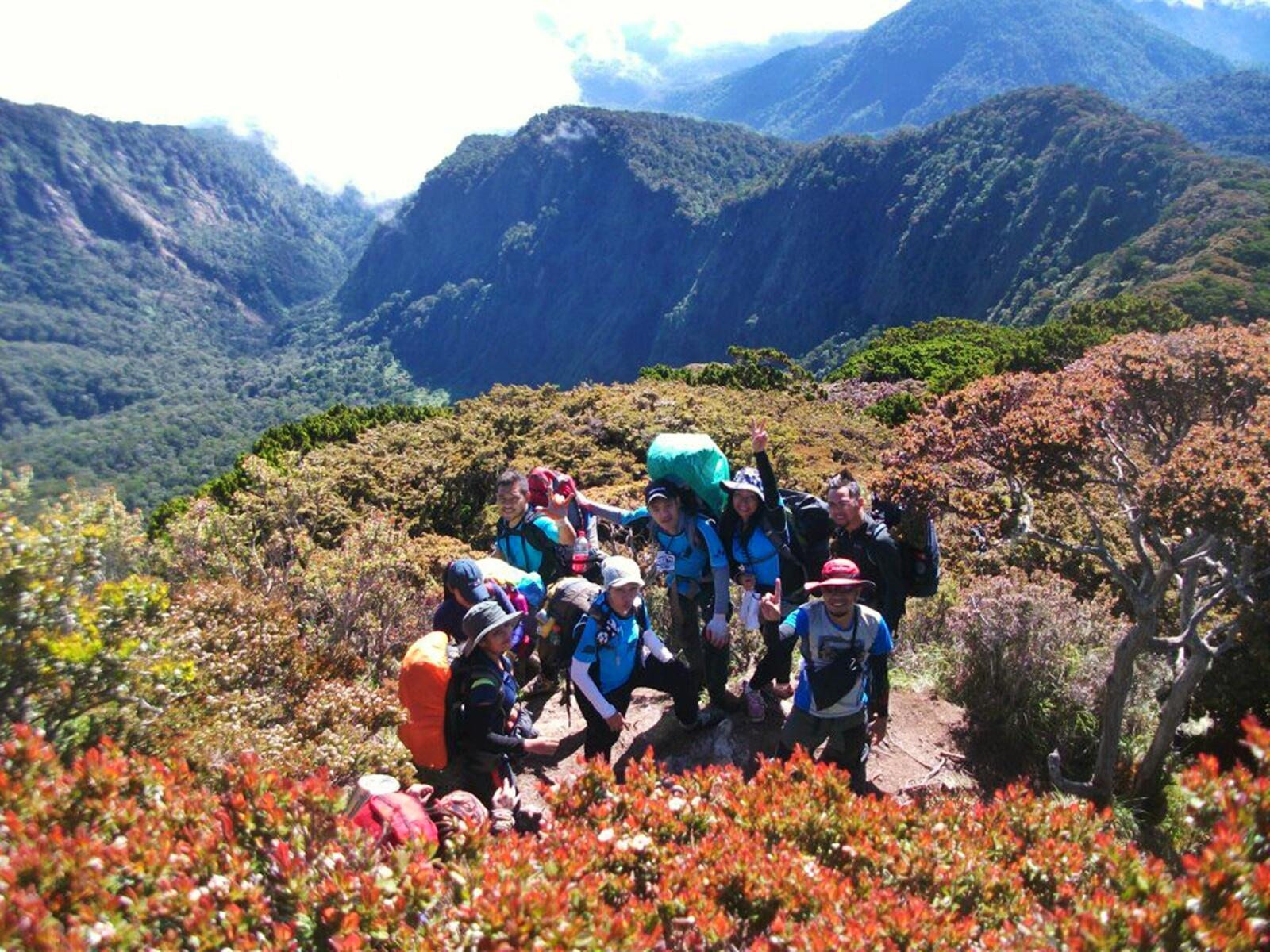 Mt Dulang-Dulang