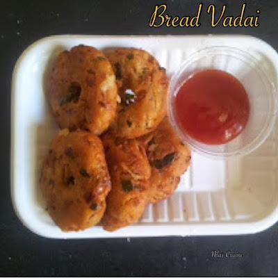 Bread Vadai