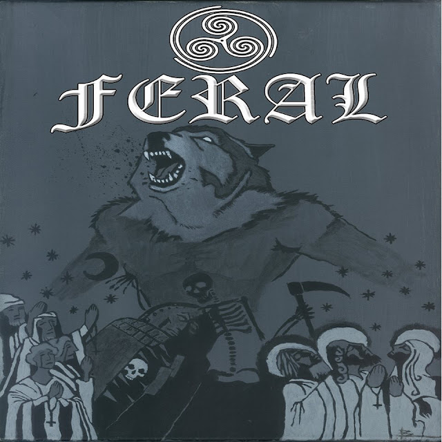 Feral, One Man Black Metal Band from Canada, Feral One Man Black Metal Band from Canada