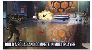 Download Modern Combat 5: Blackout v1.8.0f APK [MOD] Terbaru