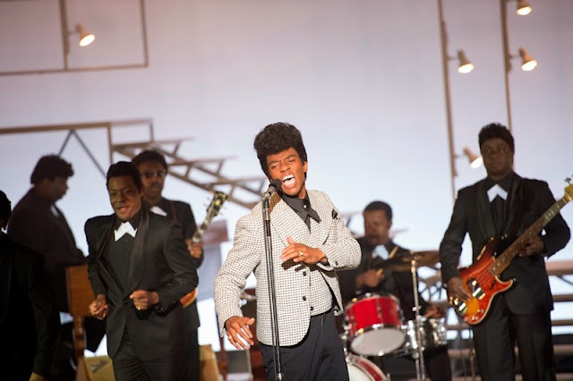 Get On Up – Příběh Jamese Browna (Get on Up) – Recenze