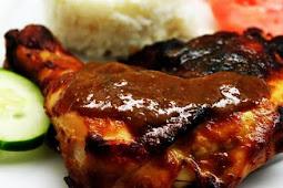 Resep Masakan Ayam Bakar Bumbu Rujak Spesial Untuk Buka Puasa