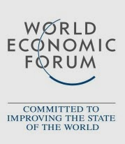 World Economic Forum logo -Committed To Improving The State Of The World