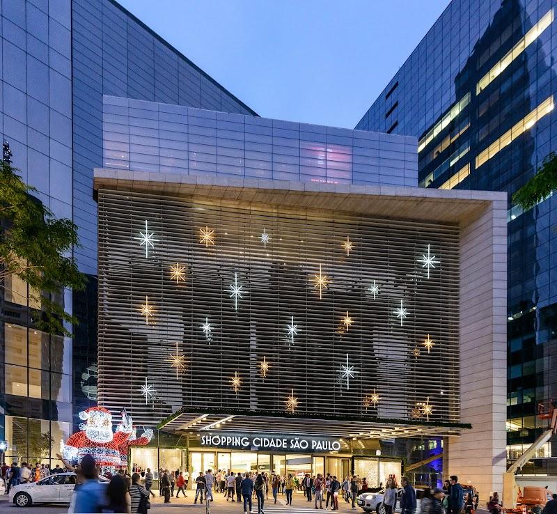 Shopping Cidade São Paulo estima vender 7% mais neste Natal