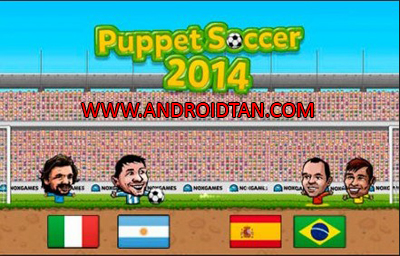 Download Puppet Soccer Champions 2014 Mod Apk v1.0.45 (Unlimited Money) Terbaru 2017