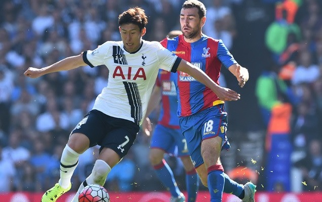 Crystal Palace vs Tottenham Hotspur en vivo