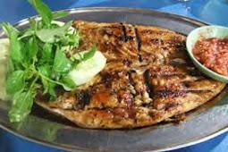 Resep dan Cara Membuat Ikan Kakap Sandwich Khas Surabaya