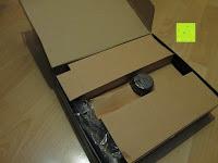 auspacken: Nussknacker Set Cheops Nussknacker mit 3 Schalen Kunststoff 19x8,5x7cm