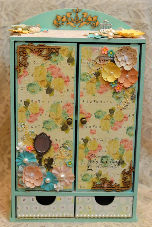 Altered Cupboard!