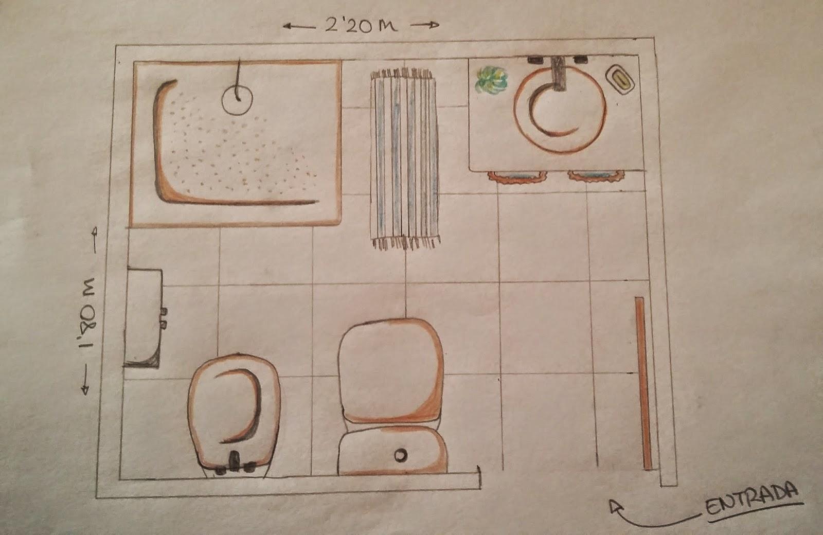 observa y decora ba os de 4 metros cuadrados para todo