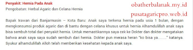 Obat Hernia Resep Dokter
