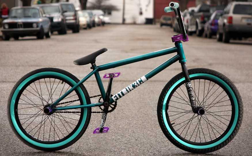 Gambar Sepeda Bmx Sepeda Bmx Asli Keren