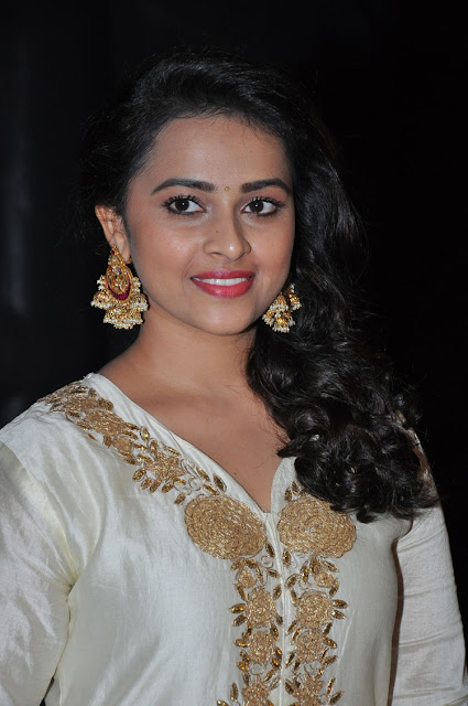 Sri Divya at Kaashmora Telugu Movie Audio Release