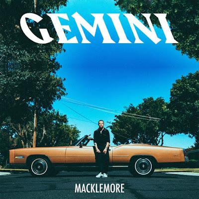 Macklemore Announces New Album 'Gemini'